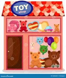 toy clipart clip giocattolo negozio winkel stuk speelgoed het draw animal library