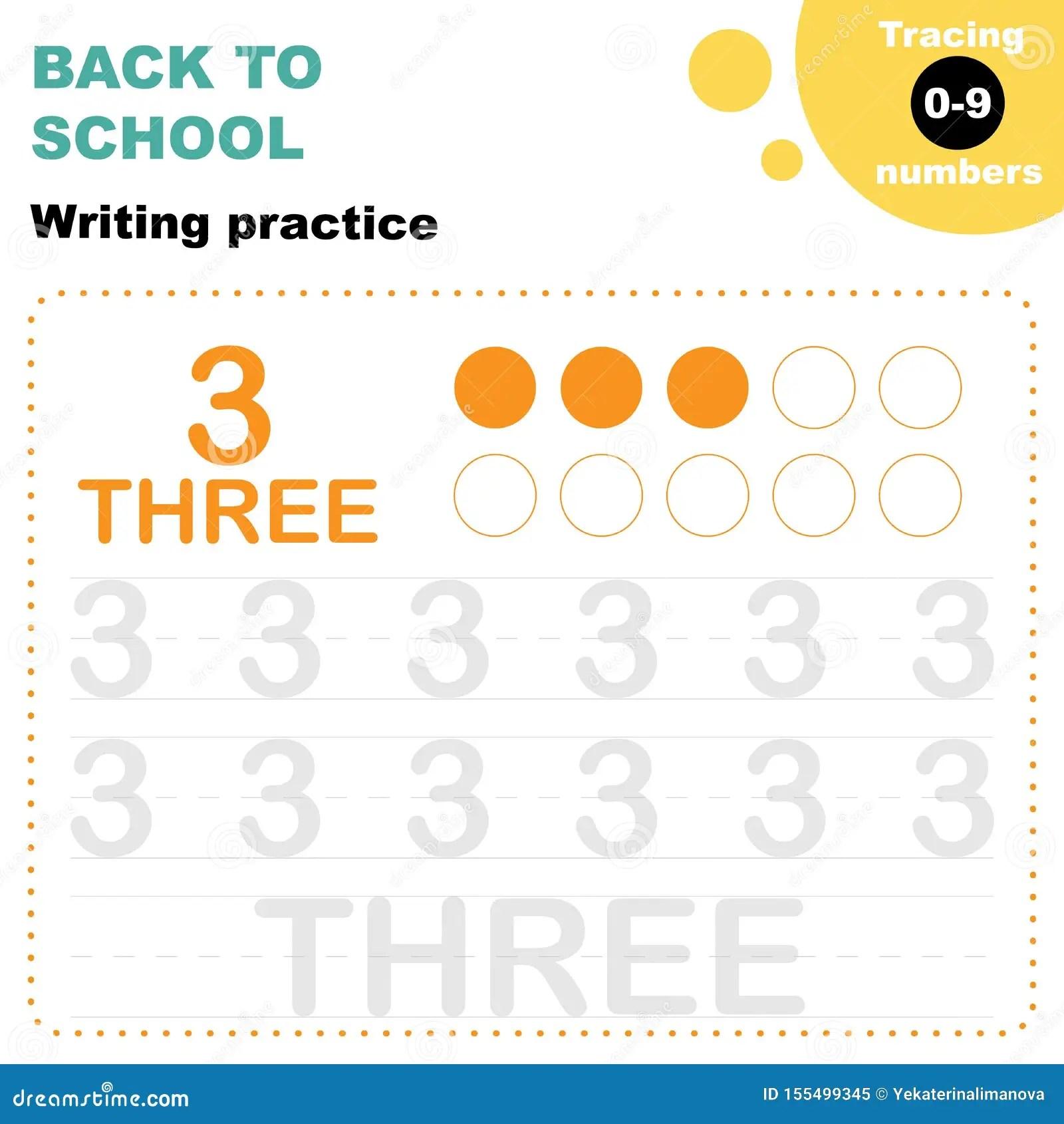 Preschool Number 31 Worksheet