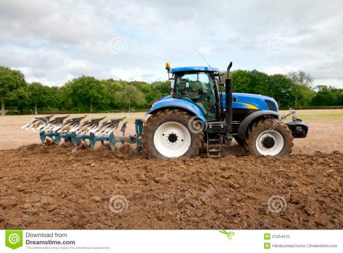 small resolution of tractor ploughing field