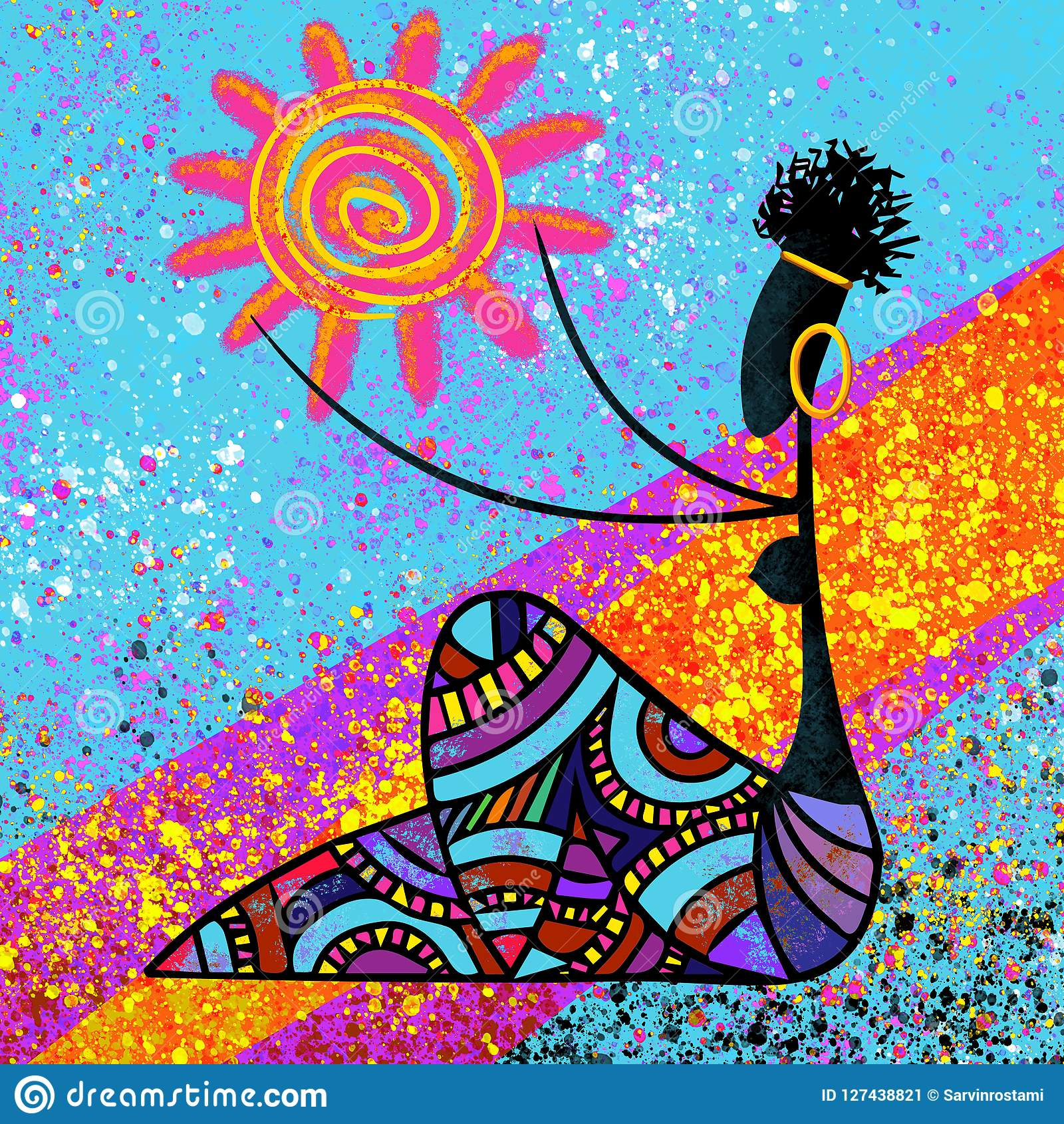 African Artwork Stock Illustrations 12 572 African Artwork Stock Illustrations Vectors Clipart Dreamstime