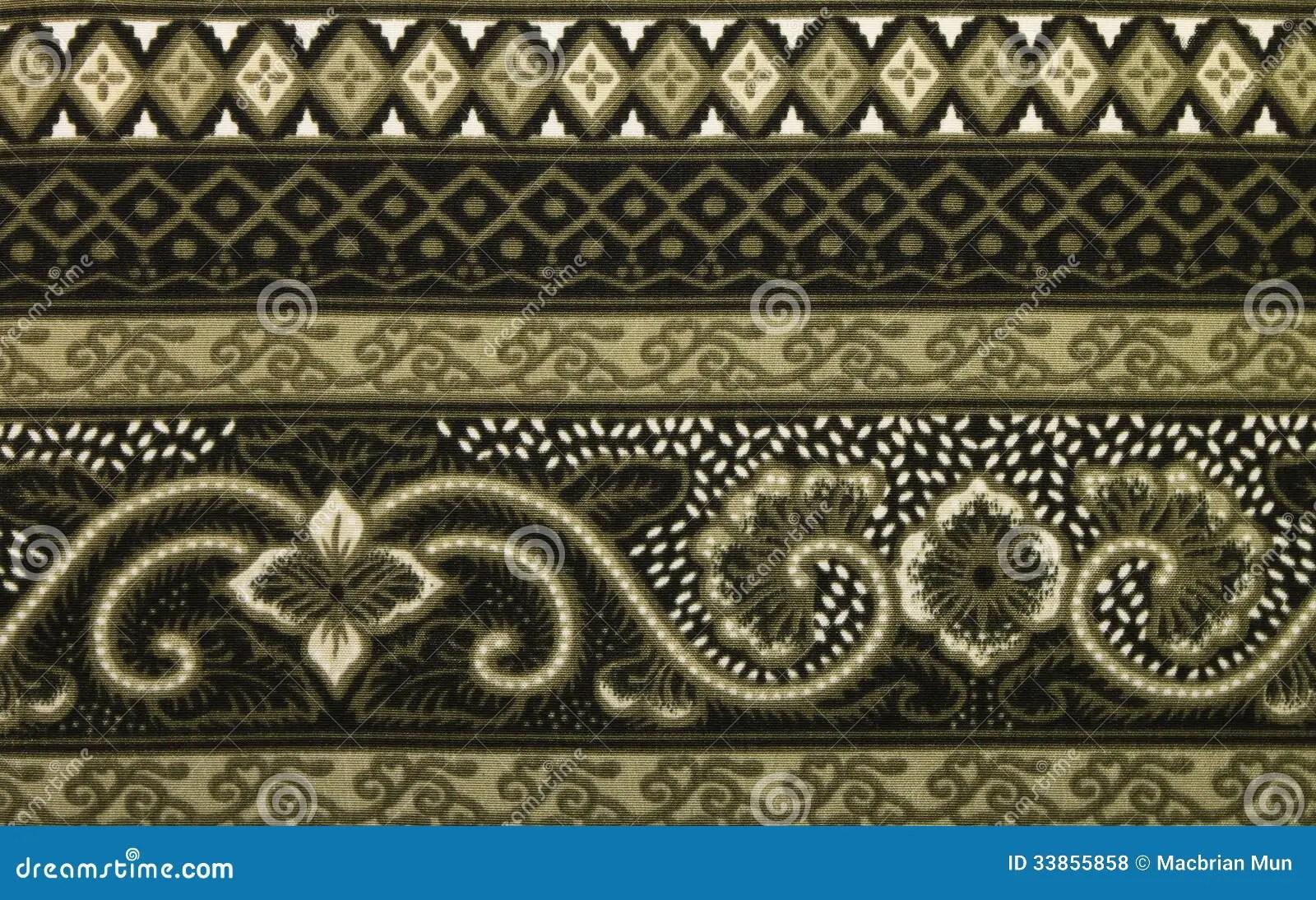 Traditional Batik Pattern Royalty Free Stock Photos Image 33855858
