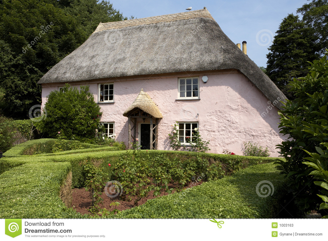 Small English Cottages