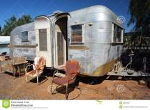 Old Mobile Home Trailer Houses