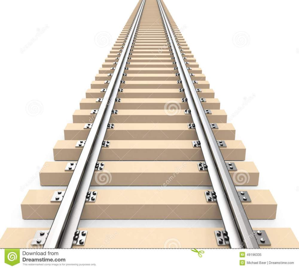 medium resolution of 3d generated picture of a train track
