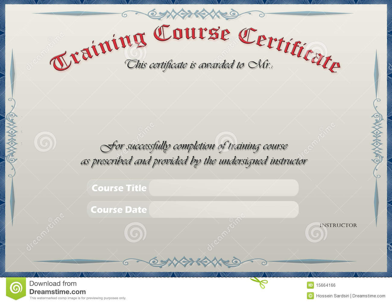 training certificate template free download radiovkm tk