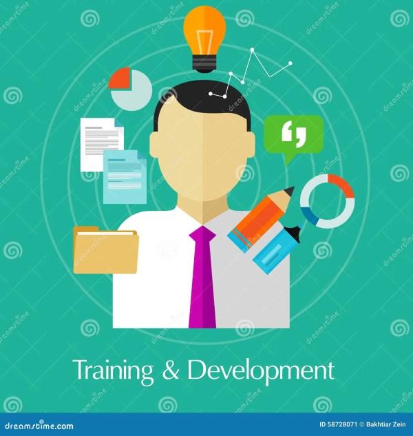 Training And Development Clip Art Cliparts