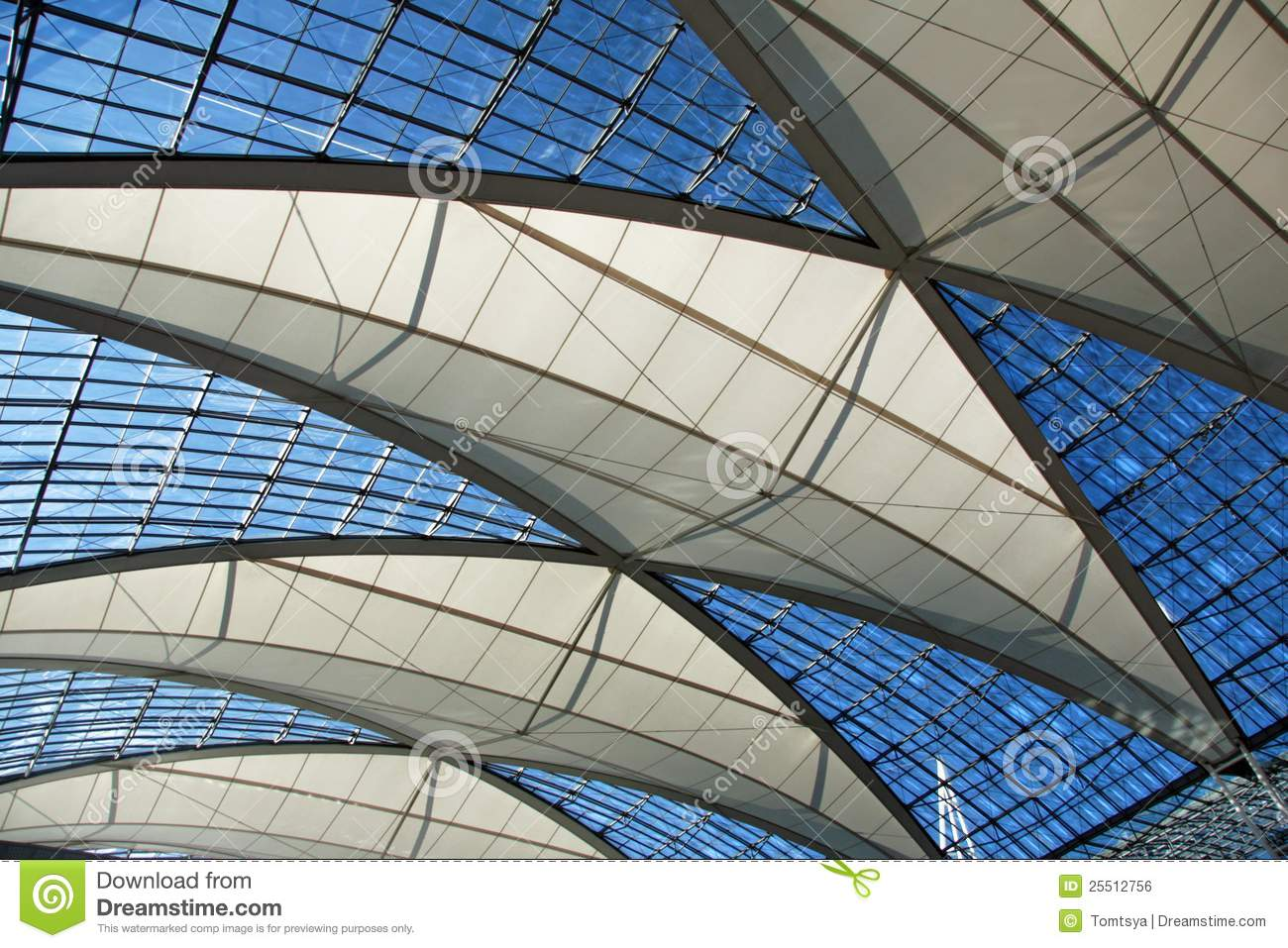 Transparent Roof Royalty Free Stock Image  Image 25512756
