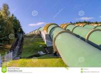 Transport Water Through Pipes Stock Images - Image: 34759414