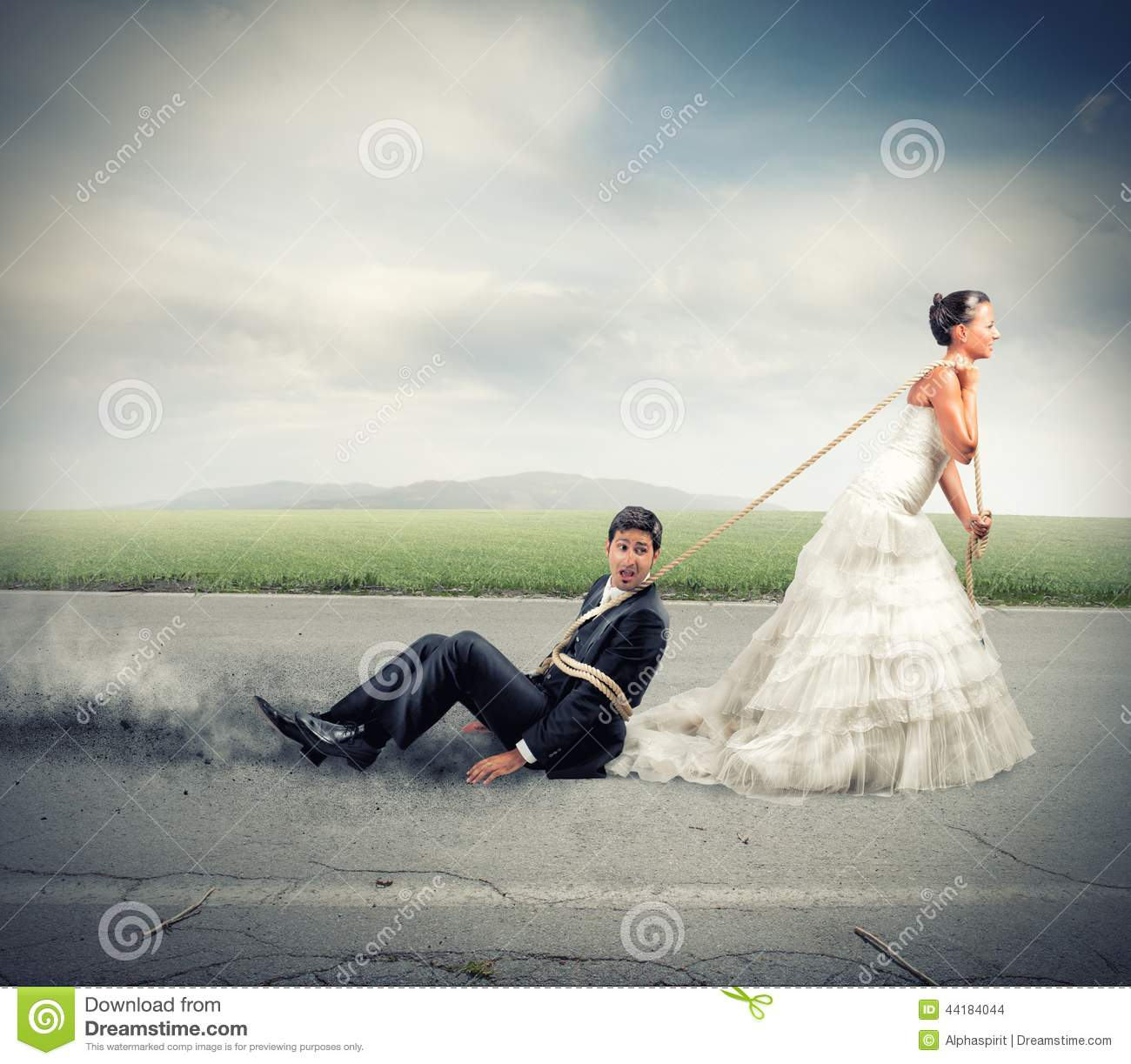 Trapped By Marriage Stock Photo Image Of Conflict Evitqare