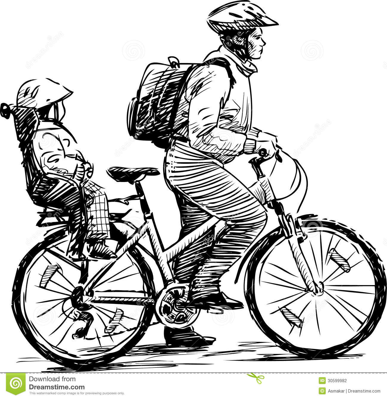 Travelers stock photo. Image of exercising, adventure