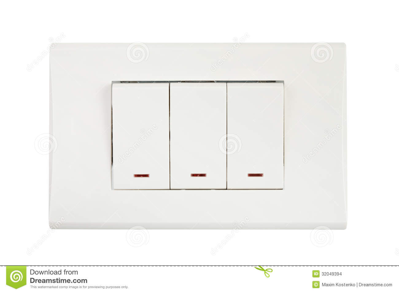 hight resolution of triple light switch download preview
