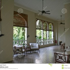 British Colonial Chair Country Style Dining Chairs Tropical Architectur Stock Image - Of Airy, Chairs: 1183817