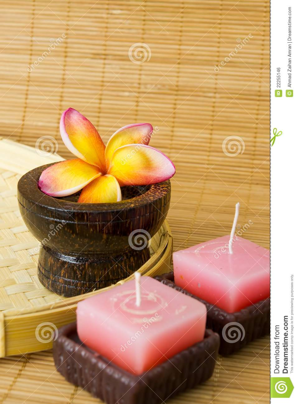 Tropical spa concept stock photo. Image of flora. hawaii - 22255146