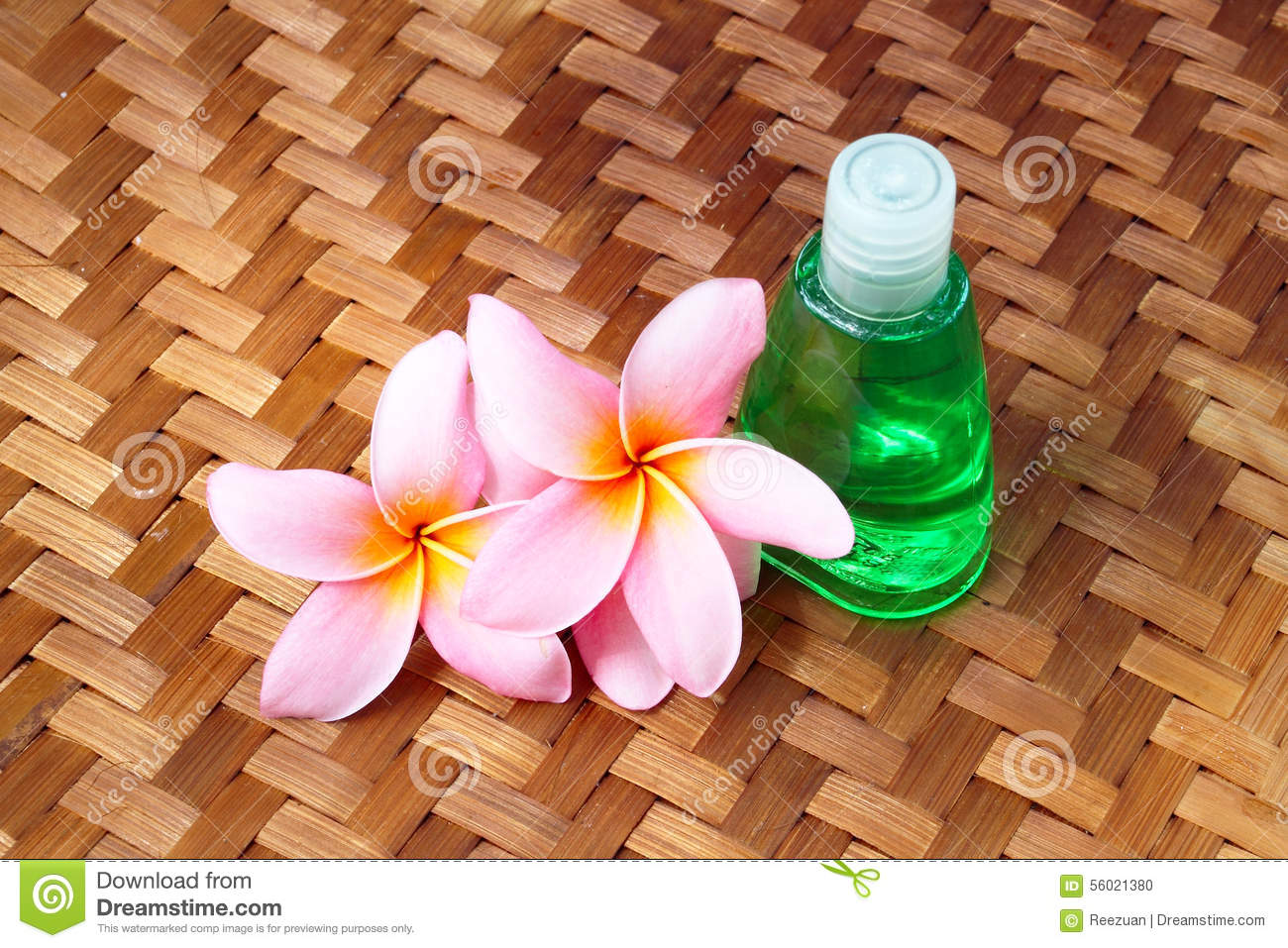 Tropical spa concept stock photo. Image of floral. medical - 56021380