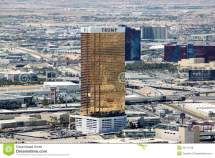 Trump International Hotel Las Vegas Editorial Stock