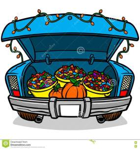Image result for trunk full of candy