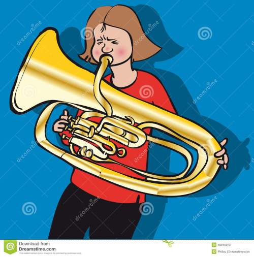 small resolution of girl playing tuba stock illustrations 2 girl playing tuba stock illustrations vectors clipart dreamstime