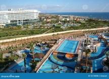 Turkey. Antalya. Hotel Royalty Free Stock