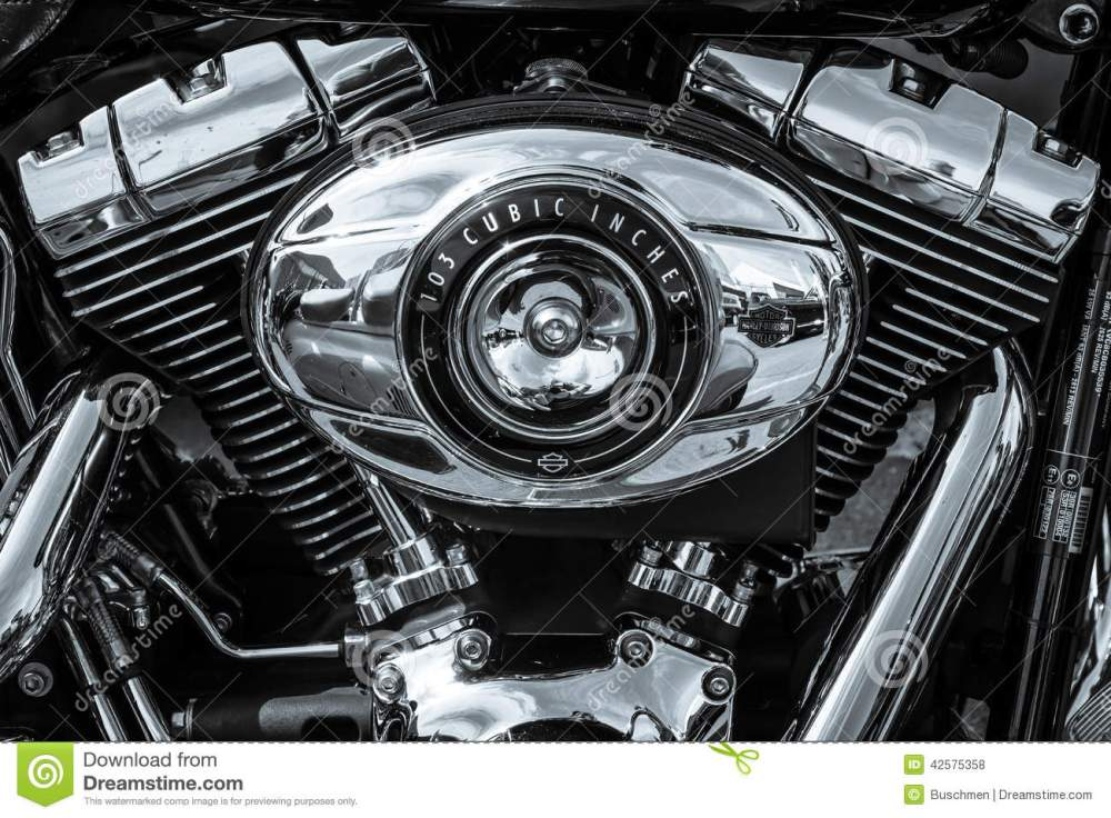 medium resolution of twin cam 103 engine closeup of motorcycle harley davidson softail