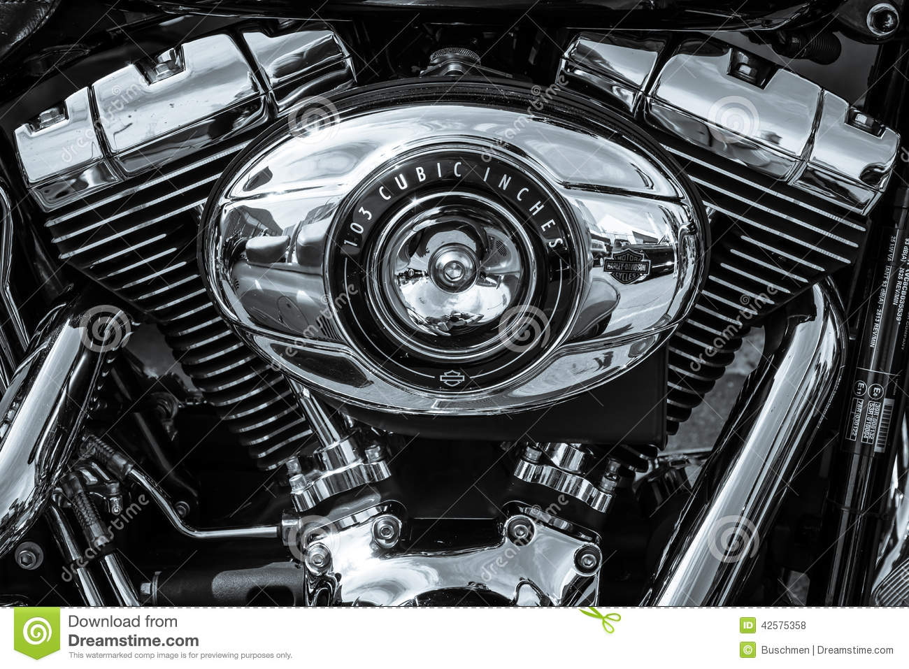 hight resolution of twin cam 103 engine closeup of motorcycle harley davidson softail
