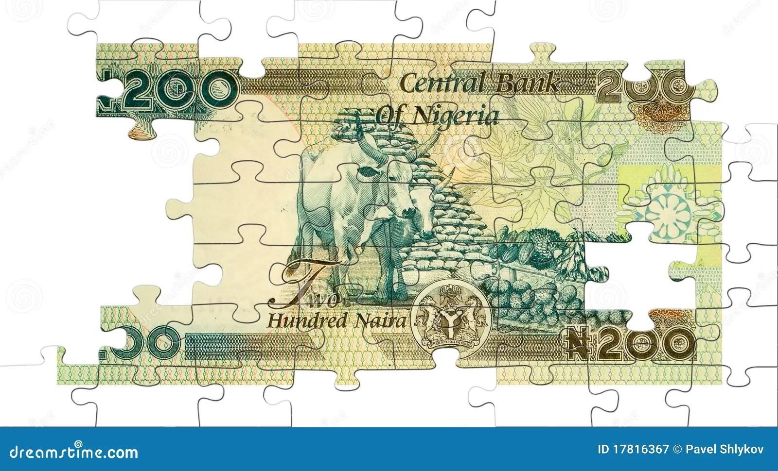 Nigerian Currency Symbol