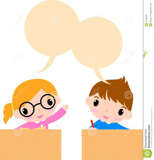 small resolution of illustration of two kids talking mr no pr no 0 358 0no talking clipart kids