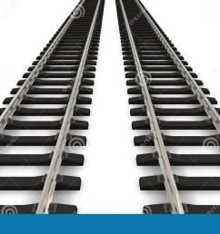 two railroad tracks [ 1300 x 870 Pixel ]