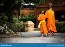 Two Thai Monks Editorial #45347833