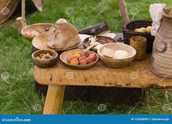 Medieval Food stock image Image of europe living food 125268983