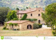 Typical House in Tuscany