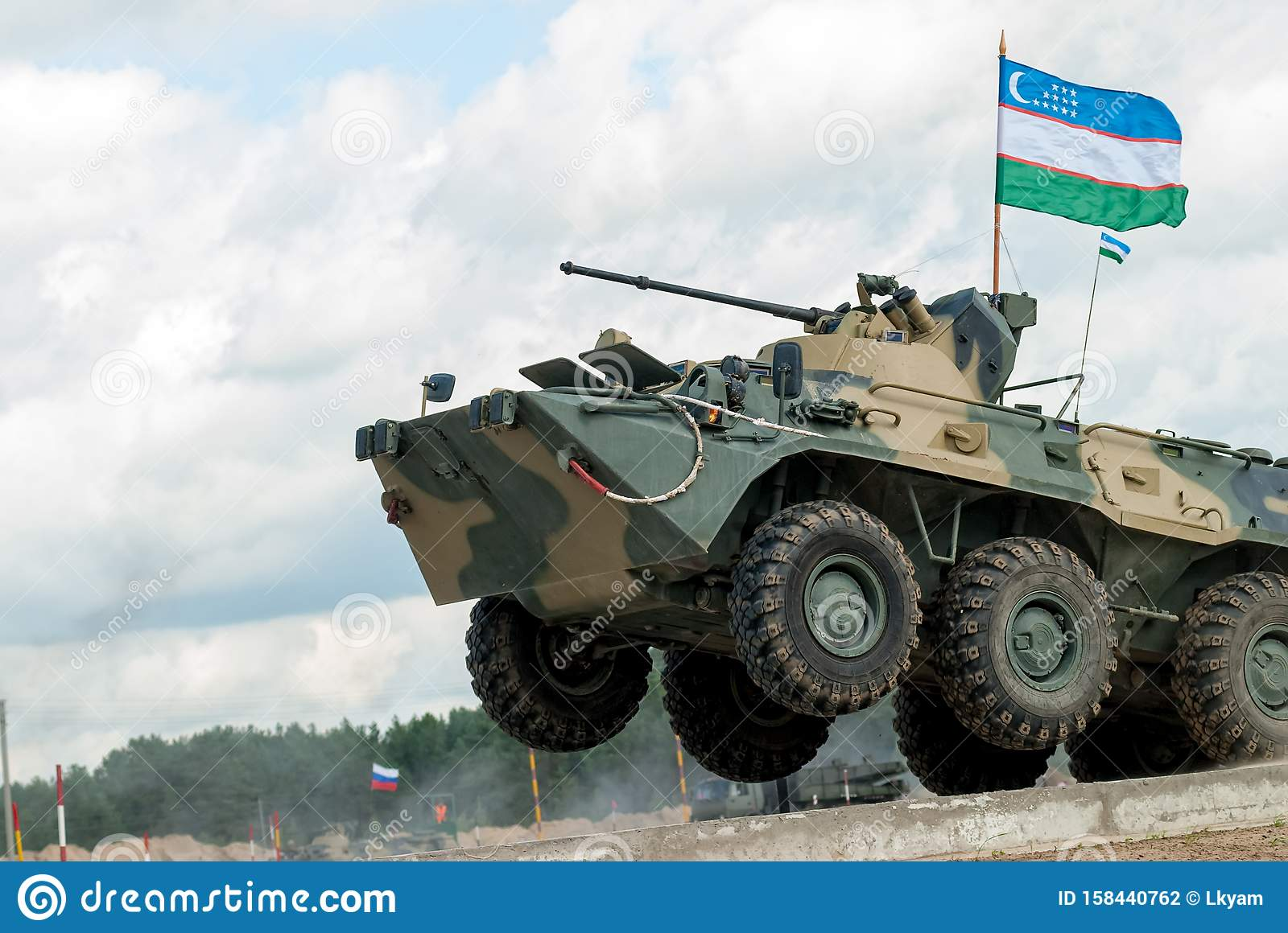 BTR-82 Amphibious Armoured Personnel Carrier Editorial Photography - Image of attack. battle: 158440762