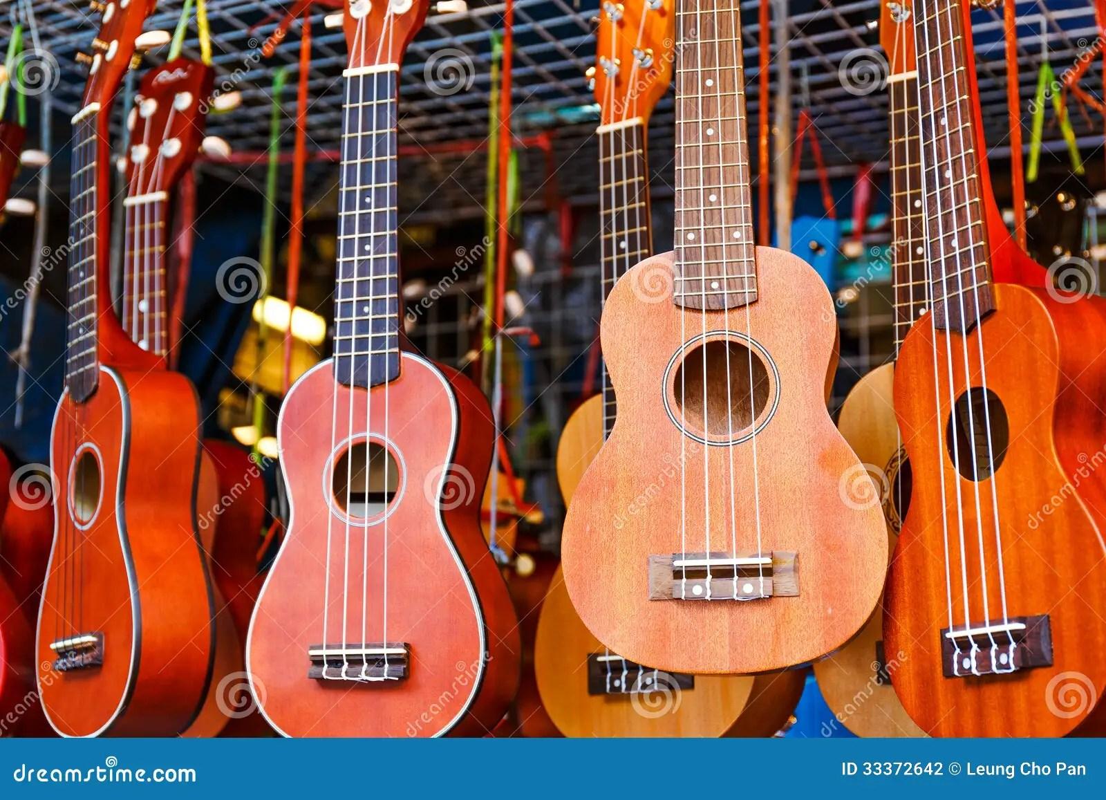 Ukulele guitar stock photo Image of stringed hanging
