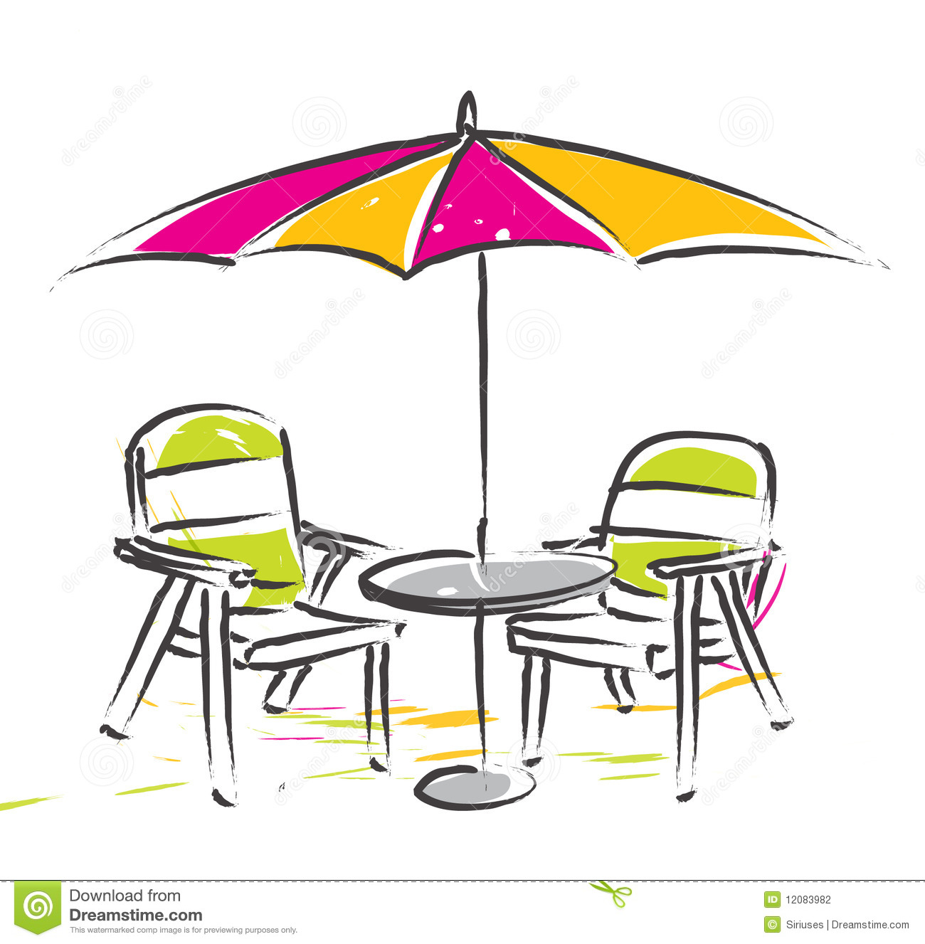 chair king umbrellas outdoor swing covers drawing beach profiles related keywords