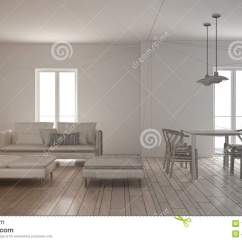 Clean Living Room Help Me Decorate My Small Unfinished Project Of Modern With Kitchen And Dining Table Sofa Pouf