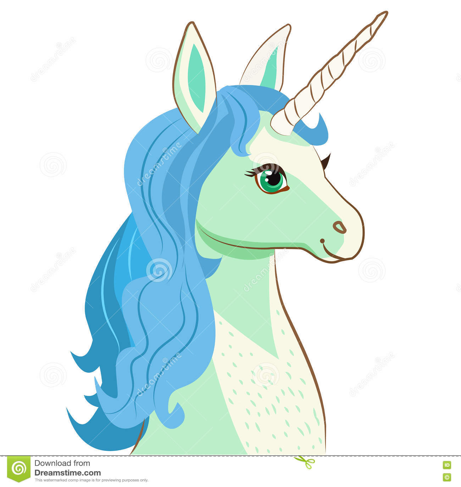 hight resolution of unicorn face cartoon vector motivation card with cute unicorn unicorn face emoji unicorn face mask illustration 71550409 megapixl
