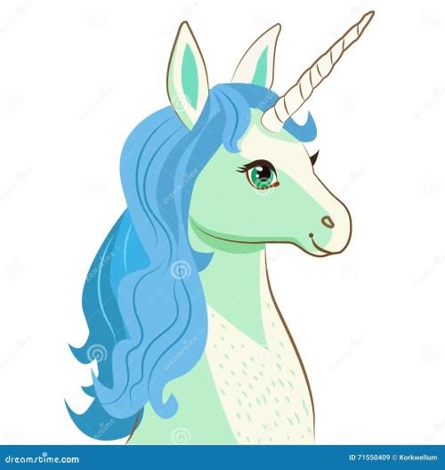small resolution of unicorn face cartoon vector motivation card with cute unicorn unicorn face emoji unicorn face mask illustration 71550409 megapixl