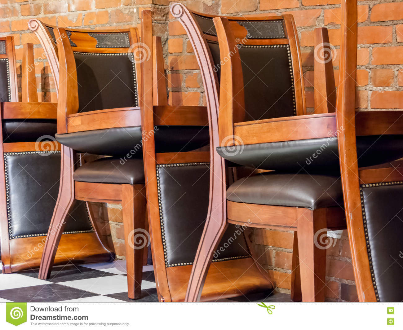 chair upside down on wall folding homebase upright and chairs stock image of