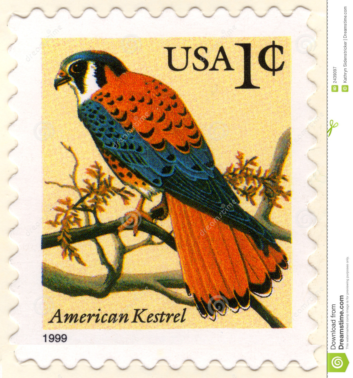 usa one cent postage