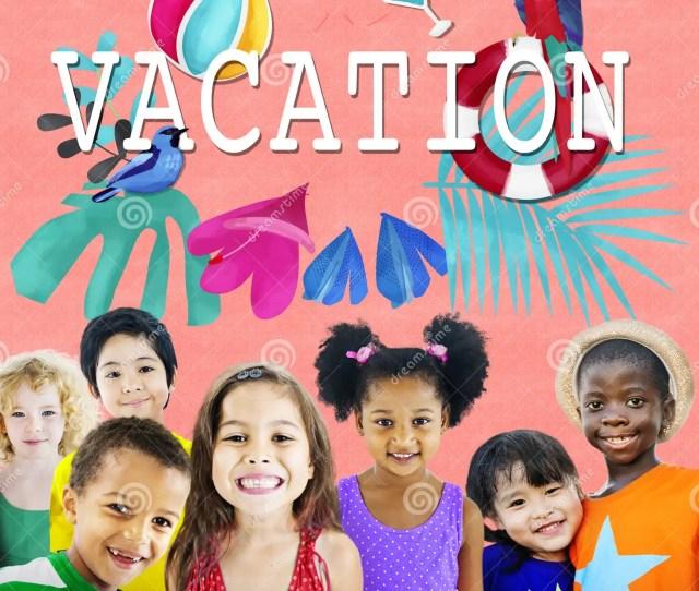 Vacation Break Holiday Summer Off Concept