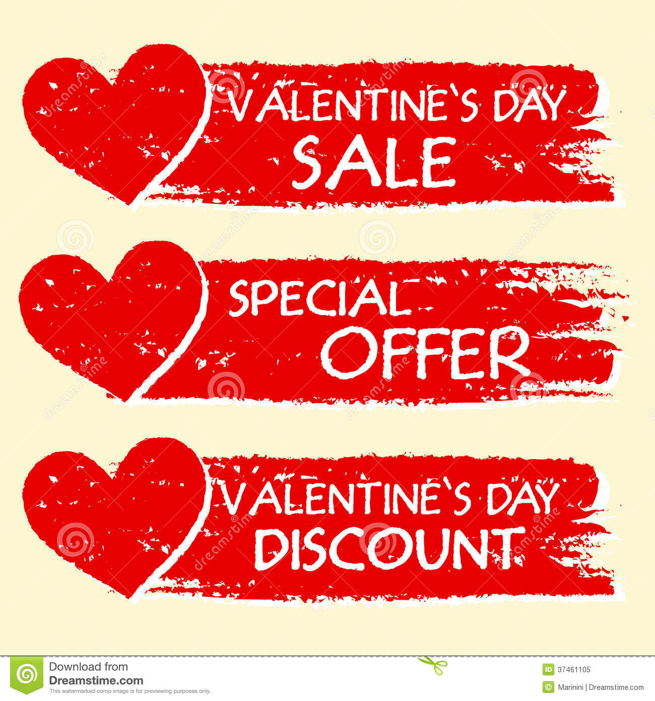 Valentines Day Sale And Discount Special Offer With