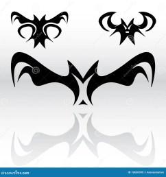 vampire bats clipart [ 1300 x 1390 Pixel ]