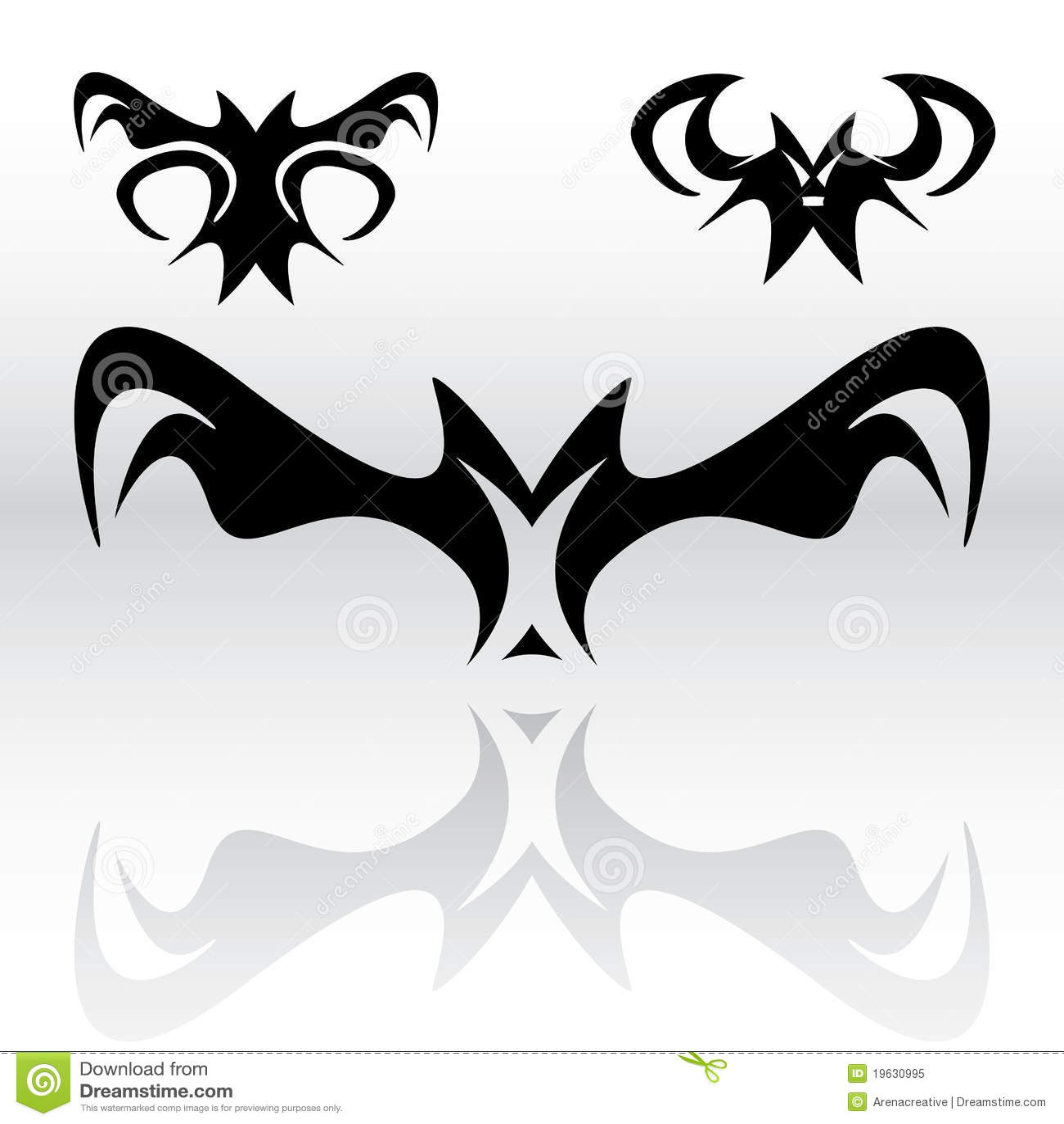 hight resolution of vampire bats clipart