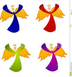 variety of christmas angels clip art download preview [ 1322 x 1300 Pixel ]