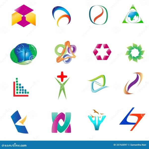 Logos Royalty Free Stock - 33763097