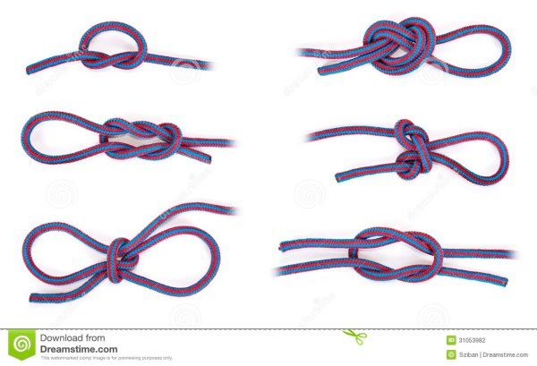 Various Rope Knots Stock Photography Image 31053982