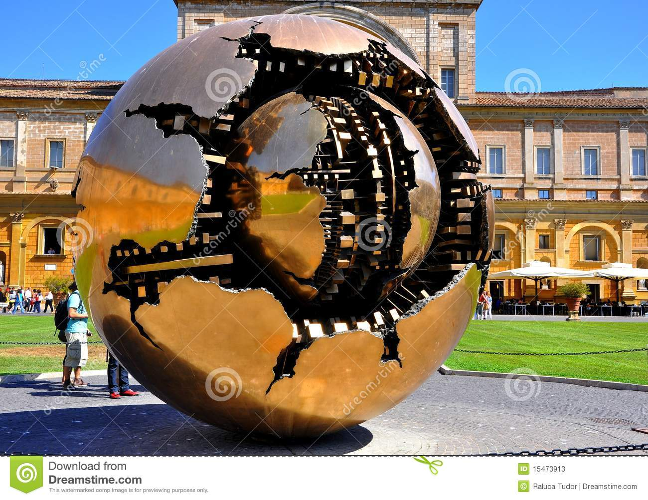 Sculpture Hd Wallpapers Vatican Palace Rome Italy Editorial Stock Photo Image