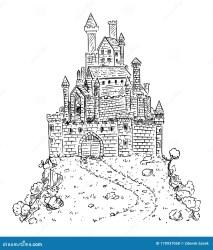 Fantasy Castle Drawing Stock Illustrations 5 580 Fantasy Castle Drawing Stock Illustrations Vectors & Clipart Dreamstime
