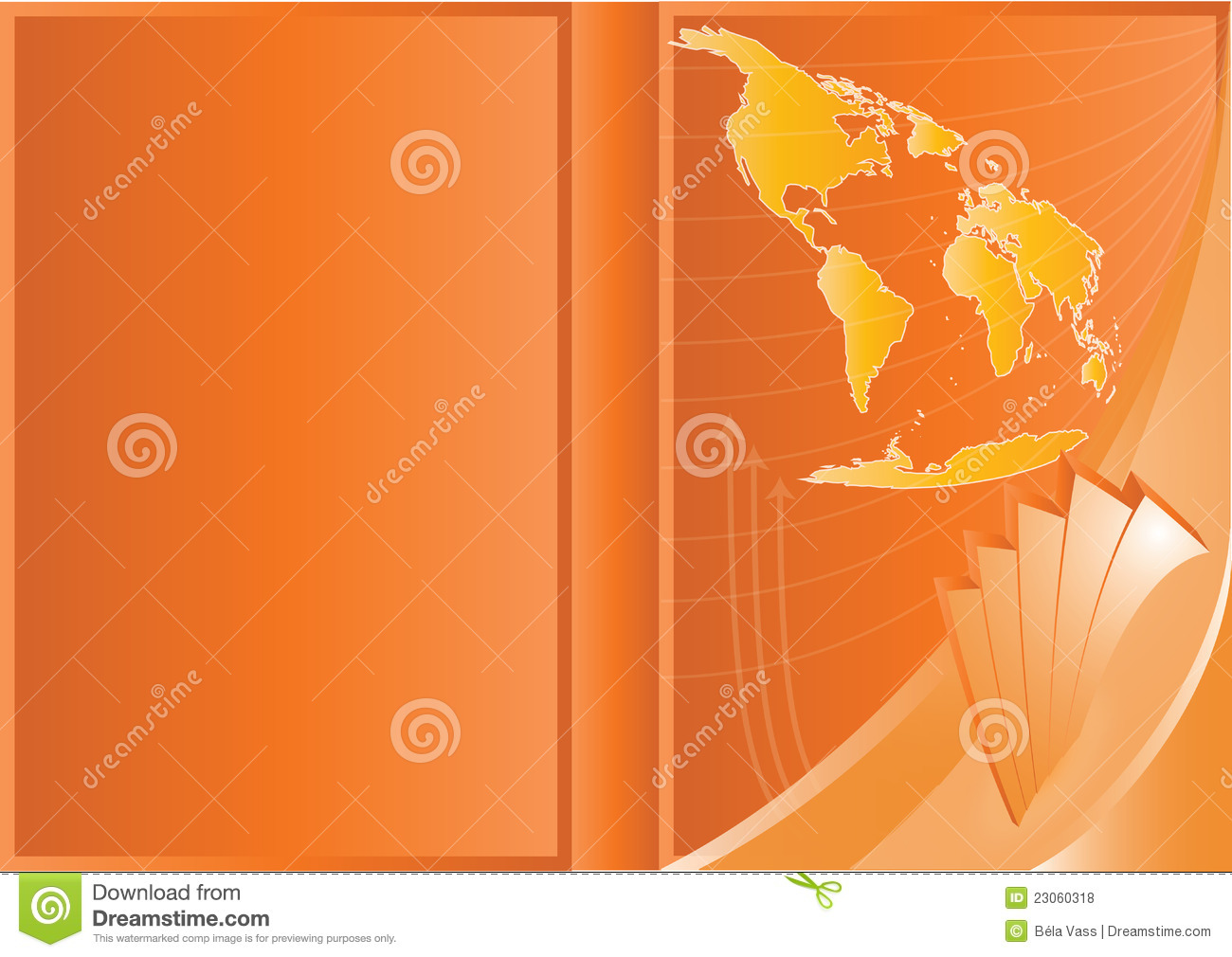 Vector Business Cover Design Royalty Free Stock Photos  Image 23060318
