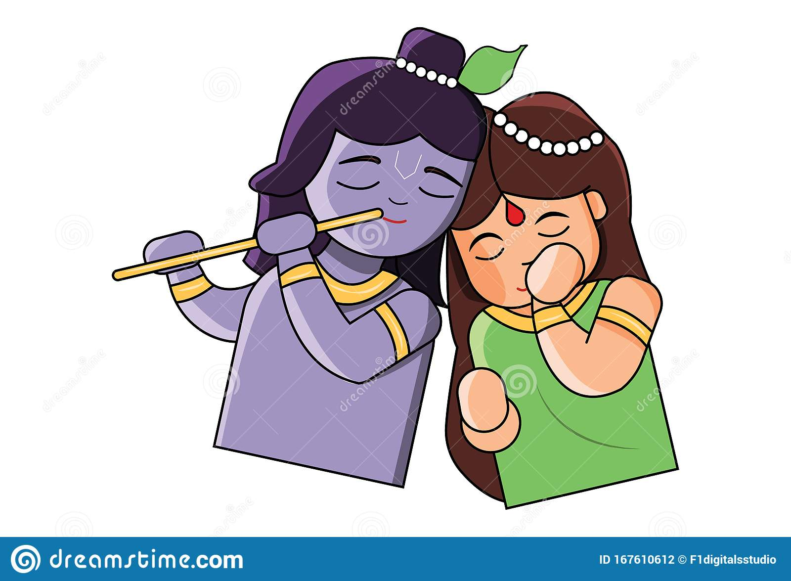 Radha Krishna Stock Illustrations 432 Radha Krishna Stock Illustrations Vectors Clipart Dreamstime