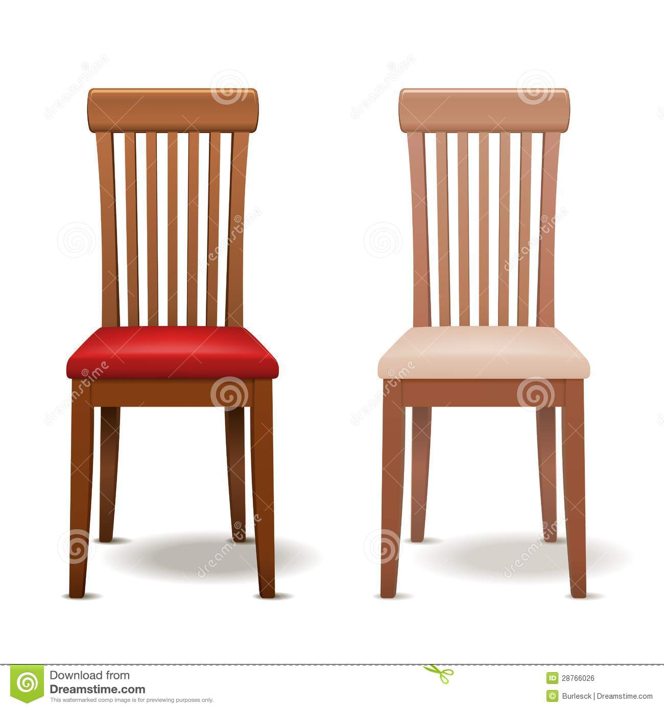 office chair vector rocking chairs for children royalty free stock image 28766026